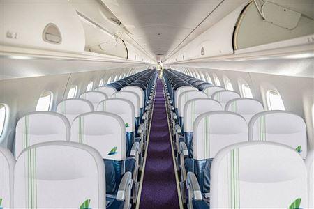 Lần đầu có hạng thương gia khi bay đến Côn Đảo 🛫