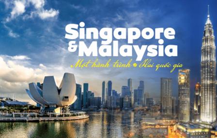 SÀI GÒN 🛫 SINGAPORE 🚍 MALAYSIA