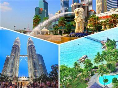 SÀI GÒN - SINGAPORE – INDONESIA - MALAYSIA