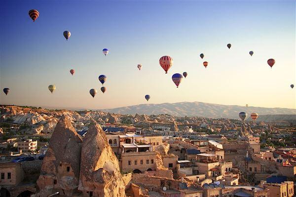 DU LỊCH THỔ NHĨ KỲ 🛫 TURKISH AIRLINES
